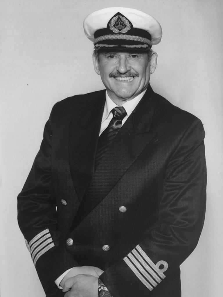Capt. Miro Hafner